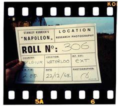Flavorwire » Hypotheticals: Kubrick's 'Napoleon' #frame #kubrick #napoleon #research #photography