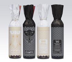 Good/Bad - Goods & Services #packaging #branding