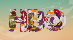 HBO ASIA FESTIVAL IDENT #motion #hbo #endtag #graphics