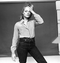 Black and White Celebrity Portraits by Norman Seeff