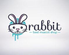 30 Funny Rabbit Logo for Inspiration