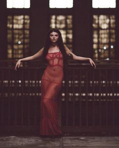 Sensitive Fashion Photography by Steven Otte