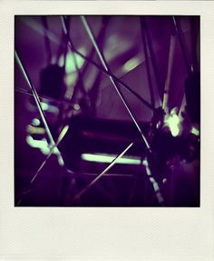 3037819873_795df859f7_b.jpg (JPEG Image, 842x1024 pixels) #wheel #spokes #bike #polaroid