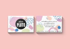 Dear Pluto - Imogen Grist Portfolio - The Loop