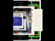 Emile Molin #nyc #print #portfolio #designer