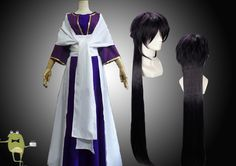 Magi Labyrinth of Magic Sinbad Cosplay Costume + Wig #costume #sinbad #cosplay