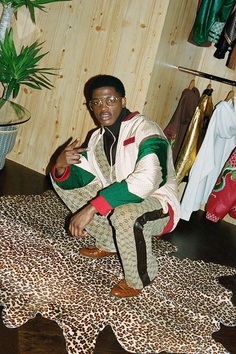 "GUCCI ""Dapper Dan"" Collection - Fucking Young!"