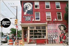 damn nyc - pictures #analog #damnnyc #damn #cat #philli #cafe #photography #rocket #nyc