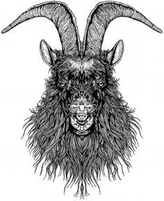 Goat of Hades #french