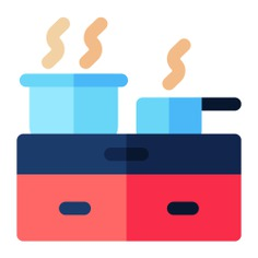 See more icon inspiration related to order, meal, food and restaurant, warm and hot on Flaticon.