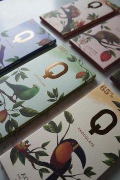 PTAKI I CZEKOLADA FUTU.PL NAJLEPSZY PORTAL O DESIGNIE #chocolate #birds #package