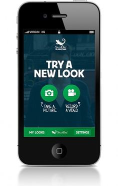 SoBe Try a New Look iPhone/iPad Application - Jackie Backer
