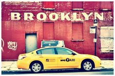 Facebook #taxi #brooklyn