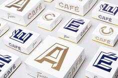 Fazer Café #packaging #typography