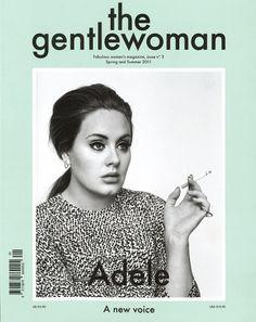 med_the-gentlewoman-no-3-adele-jpg.jpg (815×1024) #magazine cover