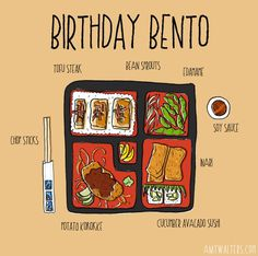 Wednesday, June 1, 2011 #bento #japanese