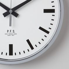 Slowdownjoe | Pacific Furniture Service - 12 #clock