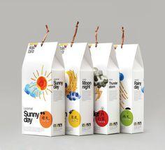 Kiyu Taro by Victor Branading Design Corp. #crackers #packaging #snacks #taiwan