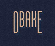 Obake Font