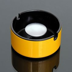 Braun Ashtray | Flickr - Photo Sharing! #design #ashtray #industrial #braun #rams #1970s #dieter
