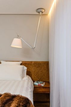 GW Apartment by AMBIDESTRO #bedroom #interiors