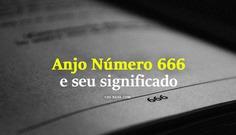 anjo número 666