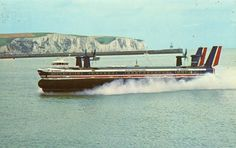 Wallace Henning - Notes #international #british #design #graphic #seaspeed #transport #rail #hovercraft