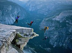Yosemite Climber Picture – Adventure Wallpaper – National Geographic Photo of the Day