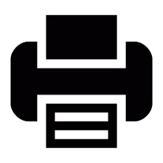 See more icon inspiration related to fax, print, paper, scanner, office, technology and photocopier on Flaticon.