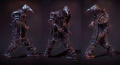 medieval mummy #mummy #medievil #man #raven
