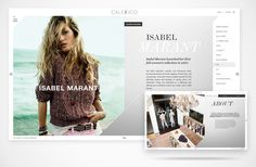Calexico Fashion | Nerby.com #interface