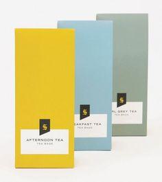 Tea #packaging