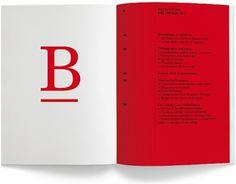 UnosTiposDuros > Portada > Tipografía en acción: Erretres Diseño #layout #book #typography