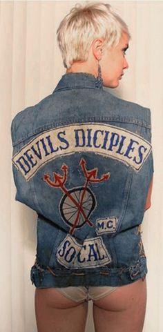 tumblr_limhxjytvX1qz6f9yo1_500.jpg 344×699 pixels #typography #diciples #devils #biker #motorcycle #club
