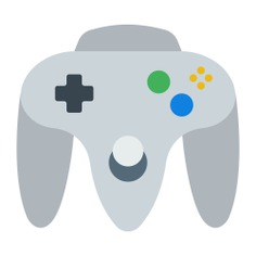 See more icon inspiration related to joystick, gamepad, gamer, game controller, gaming, video game, electronic, multimedia and technology on Flaticon.