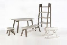 Ninetonine   Design Milk #kid #furniture #child #scandanavian