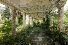 nature-reclaiming-abandoned-places-22 #abandoned #photography