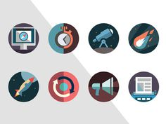 Apps Project Icons