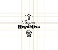Cervejaria República on Behance