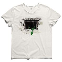 #jail #off white #tee #tshirt #jail #guardrail #ivy #shawshank redemption