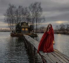 Irina Dzhul Brings Fairytales To Real Life In Whimsical Portraits