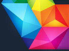 Isometric #triangulation #triangles
