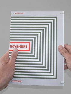 Book atelier Novembre #cover #architecture