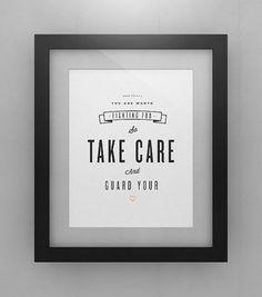 Fancy - Good design makes me happy: Kyle Kargov #heart #artwork #typography