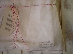 IMG_6518.jpg (image) #packaging #butchers #linen #twine