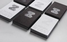 Zann, Identity » Studio Verse / Bench.li #card #business