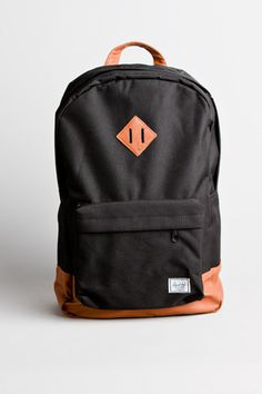 Google Image Result for http://www.planeclothes.com.au/images/products/access/Bags/herschel/HERTITAGE_HERSCHEL_BACKPACK_BLACK_HEROLARGE.jpg #backpack