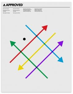 Buamai - All sizes | Approved Poster | #simple #colors #poster