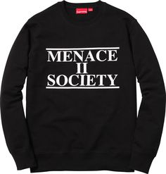 Gallery For > Supreme Crewneck Back #crewneck #vintage #supreme