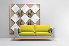 Upholstery inspired by the Crazy Years - The Twenties Collection - www.homeworlddesign.com #furniture #design